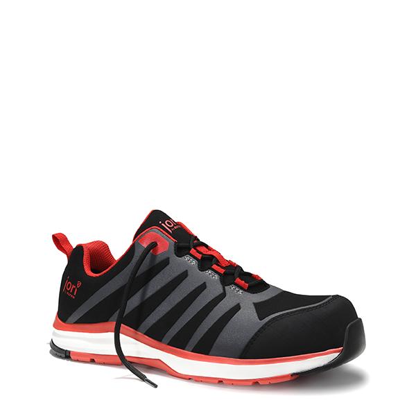 12021 - jo_RAPID black-red Low ESD S3