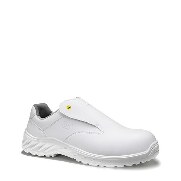 12661 - jo_CLEAN Slipper white Low ESD S3