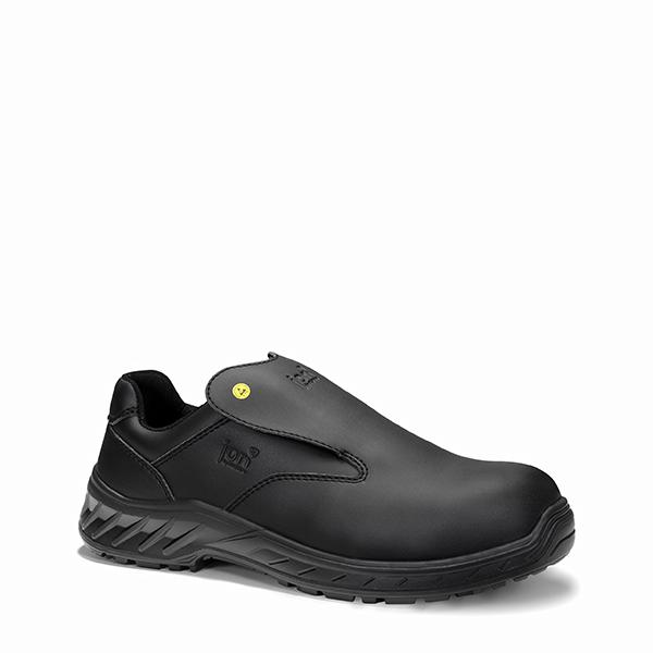 12671 - jo_CLEAN Slipper black Low ESD S3