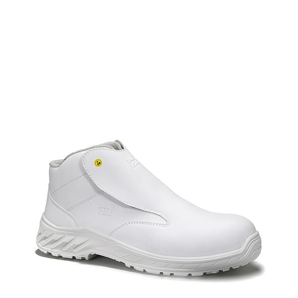 16661 - jo_CLEAN Slipper white Mid ESD S3