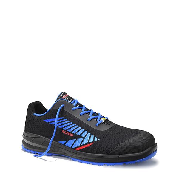 LARKIN XXSports black-blue Low ESD S1