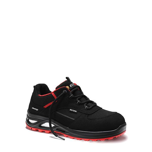 HANNAH XXTL black-red Low ESD S3