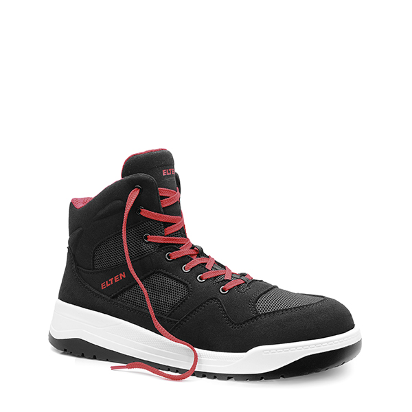 LAKERS black Mid ESD S1P